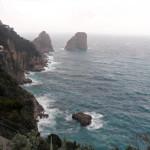 """<span class=""""entry-title-primary"""">Maltempo, Capri colpita da una bomba d'acqua</span> <span class=""""entry-subtitle"""">Nel pomeriggio forti disagi sull'isola azzurra</span>"""