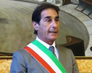 Il sindaco Giacomo Pascale