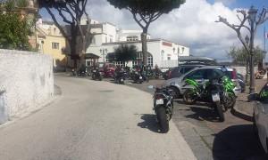 """<span class=""""entry-title-primary"""">Tornano gli amanti delle due ruote ad Ischia</span> <span class=""""entry-subtitle"""">In corso, in queste ore, il raduno di motociclisti</span>"""