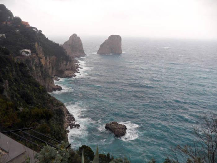 Photo of Maltempo, finalmente riprese corse per Capri