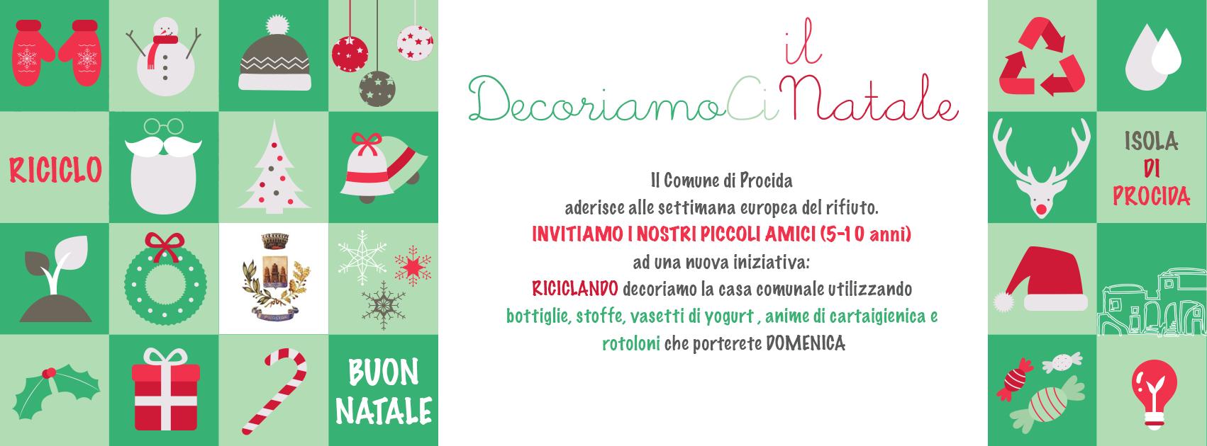 """Photo of Procida, al via """"DecoriamoCi il Natale"""""""