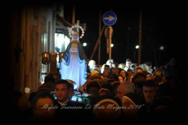 Photo of Torna la fiaccolata nella congrega di S. Maria della Pietà