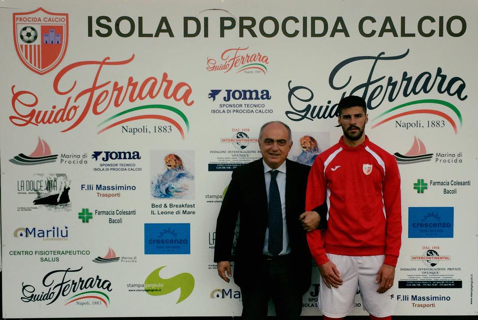 Photo of Fragiello: arrivo a Procida con grande entusiasmo