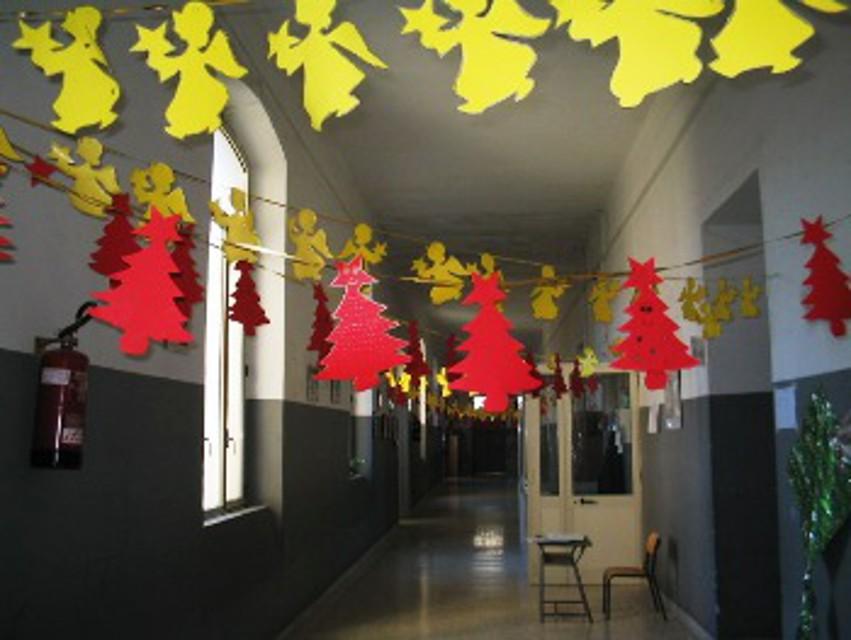 Decorazioni Di Natale Scuola Materna : Decorazioni natalizie per bambini scuola infanzia lavoretti di
