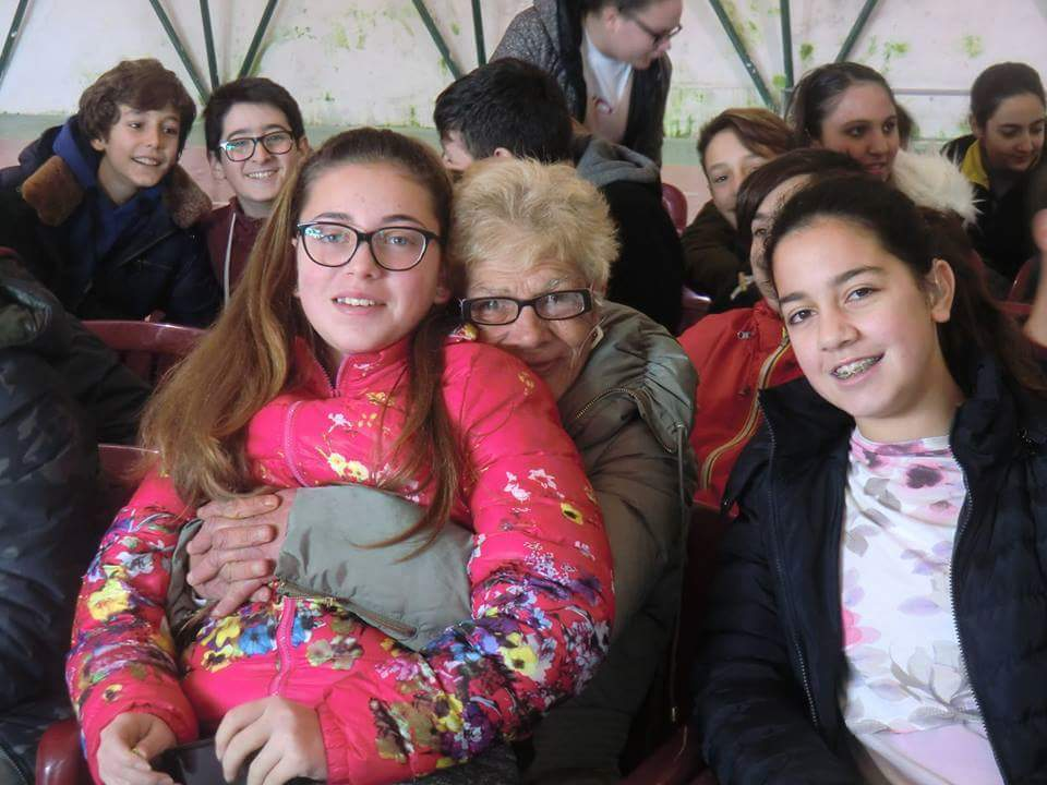 """Photo of Scuola: gli alunni della """"Baldino"""" incontrano Elena"""