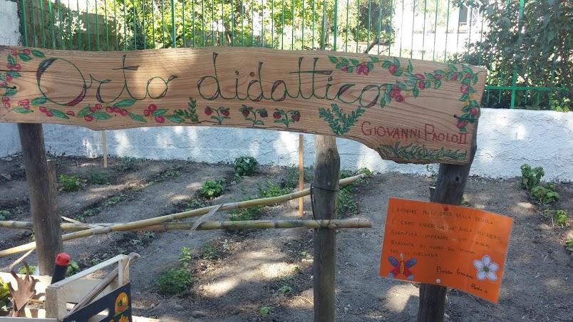 Photo of Fondobosso, che festa per l'orto didattico