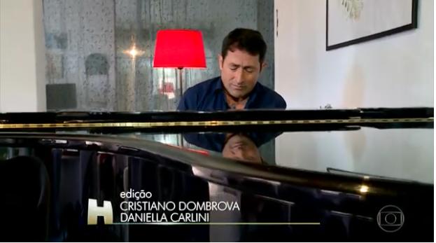 Photo of Dalla Germania al Brasile, Antonio Acunto a tv Globo