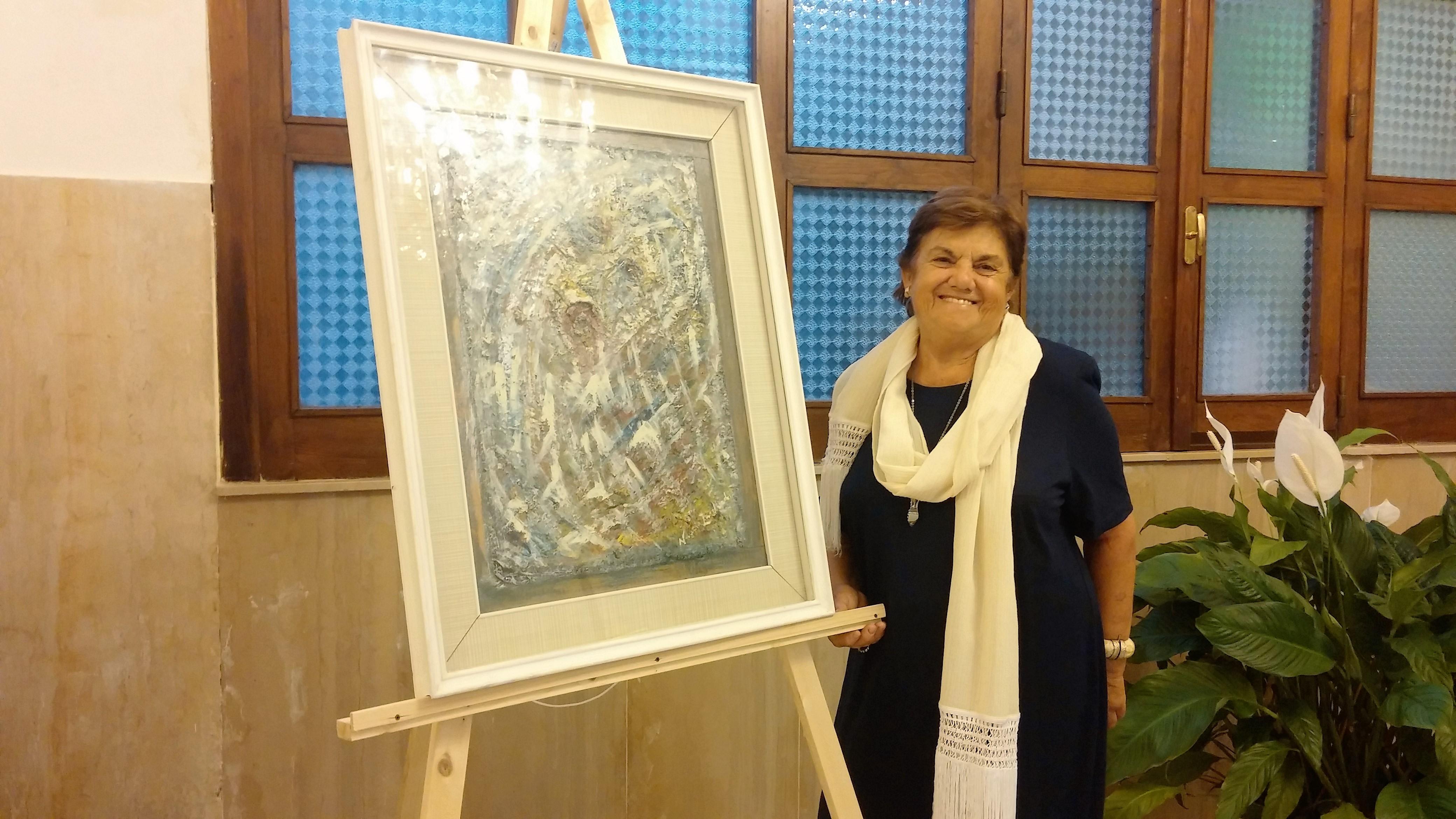 Photo of Nunzia Zambardi e la sua arte fatta di anima e materia