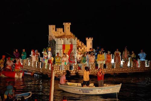 "Photo of Sant'Anna 2016 ""sposa"" l'Odissea"