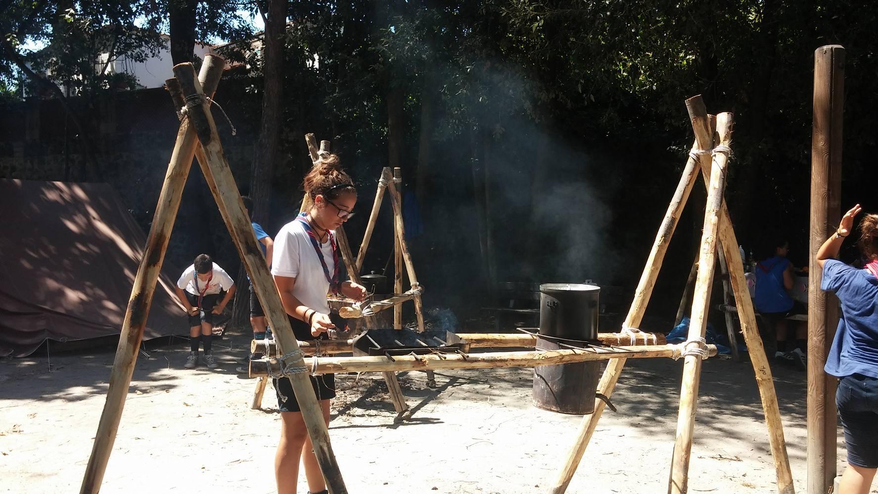 Da Monteforte Irpino A Ischia La Settimana Dei Boy Scout Ilgolfo24