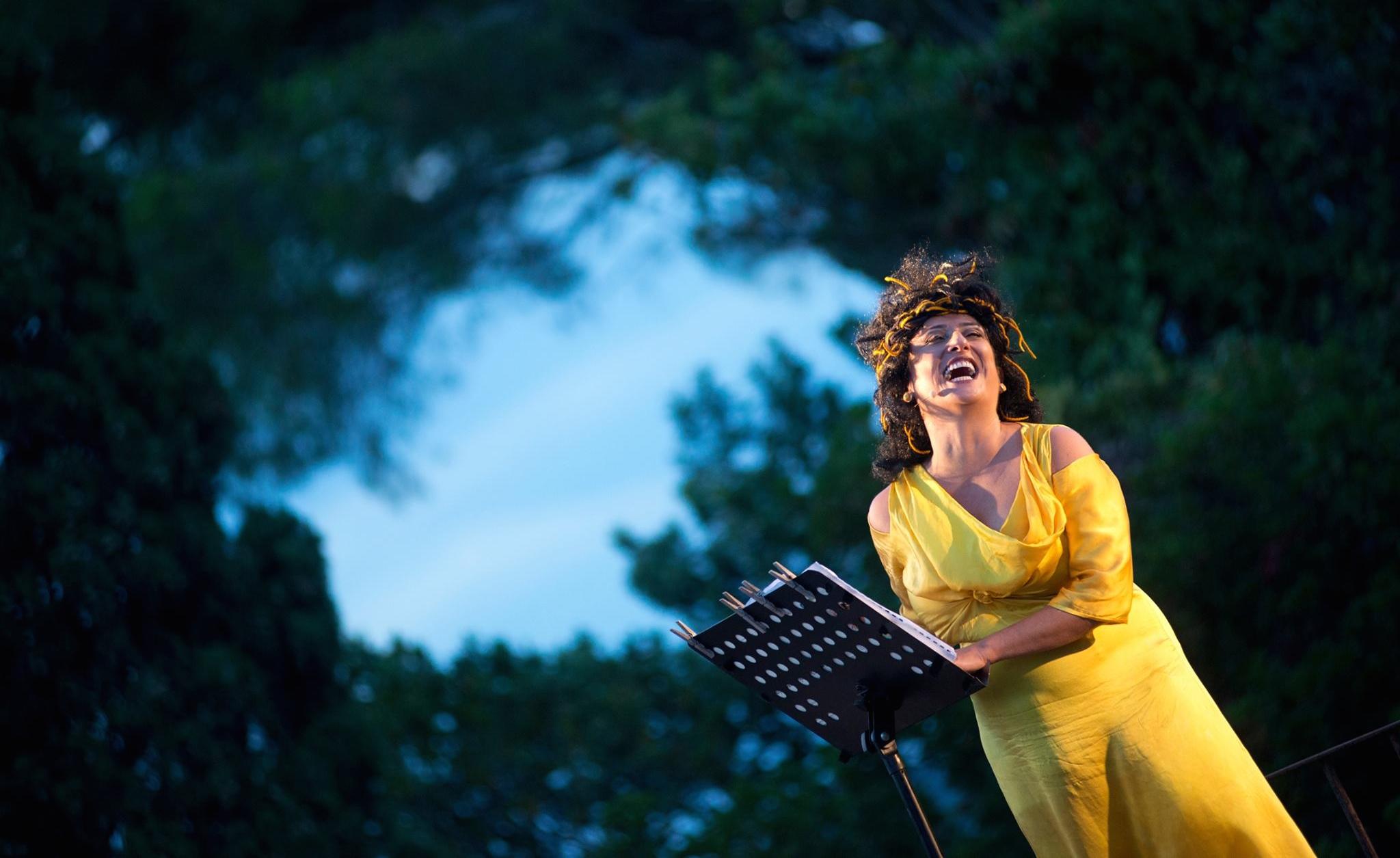 Photo of 'Inno al Sole' a Villa Arbusto, se i Miti rinascono all'alba