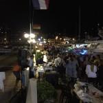 Marina di Casamicciola e la cena di gala dei diportisti
