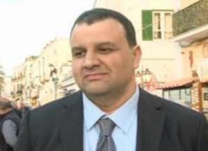 FOTO 1 - Il sindaco di Casamicciola, Giovan Battista Castagna