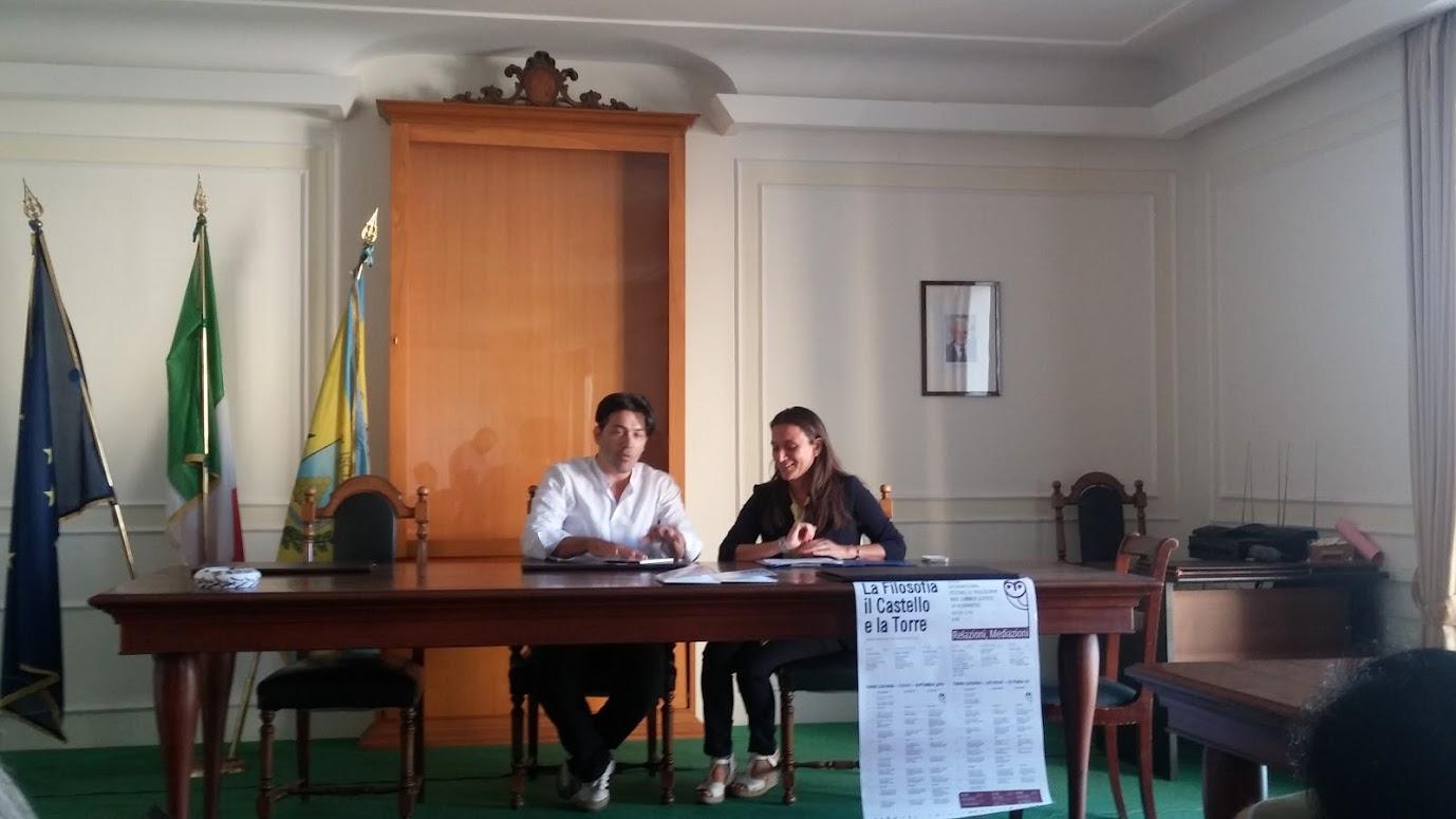 """Photo of """"La Filosofia, il Castello e la Torre"""", presentata la seconda edizione del festival"""