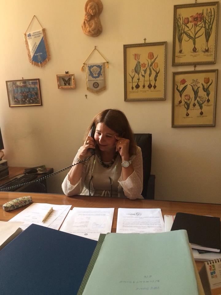 Photo of Giuseppina Di Guida: «Siamo stanchi di combattere contro le emergenze»