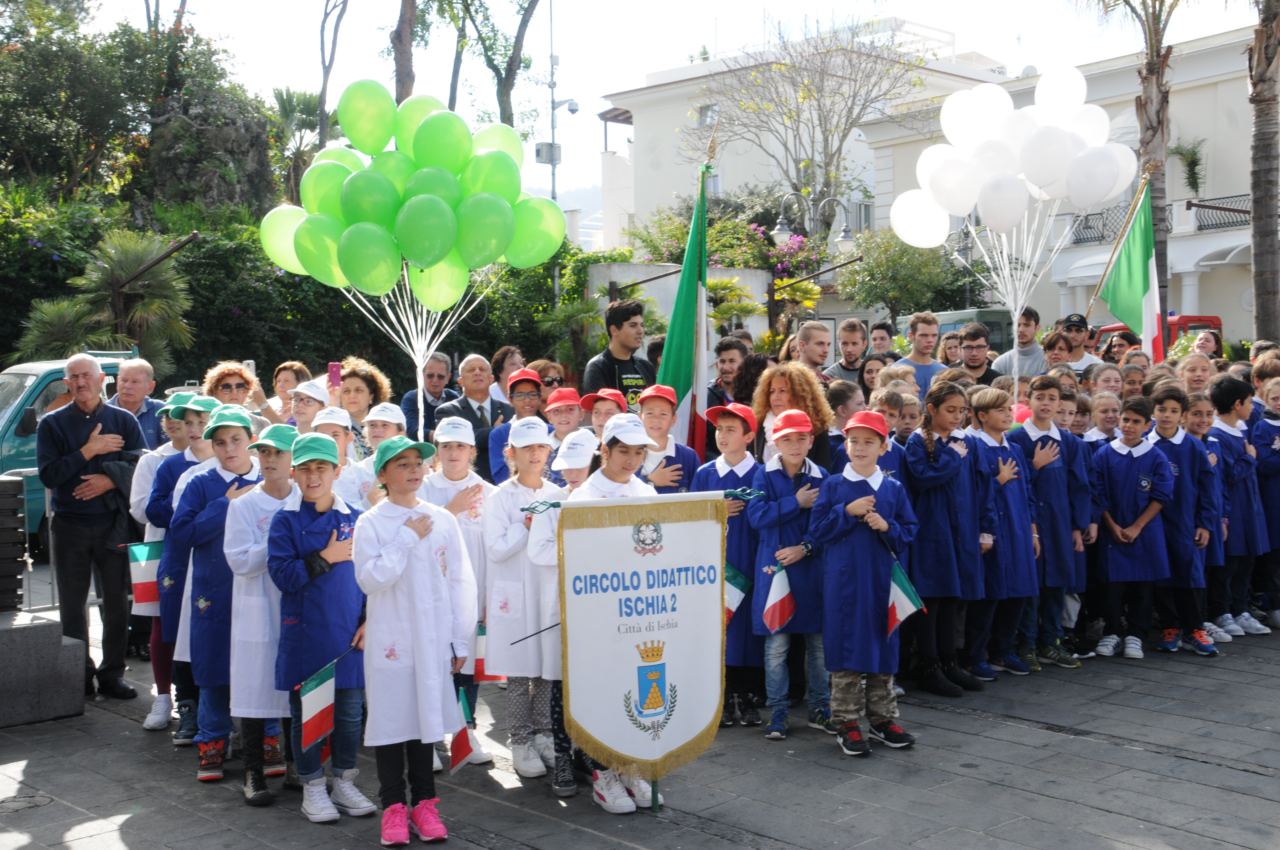 Photo of Ischia celebra la giornata delle Forze Armate