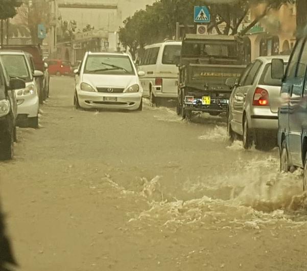 Photo of Maltempo, Savio: «Alle prime piogge le strade diventano fiumi»