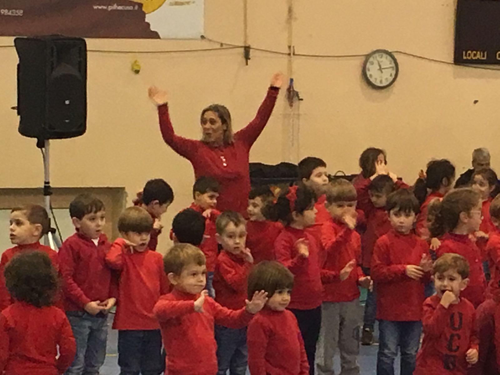 Photo of La recita dei giovanissimi bambini di Fondobosso, che meraviglia…