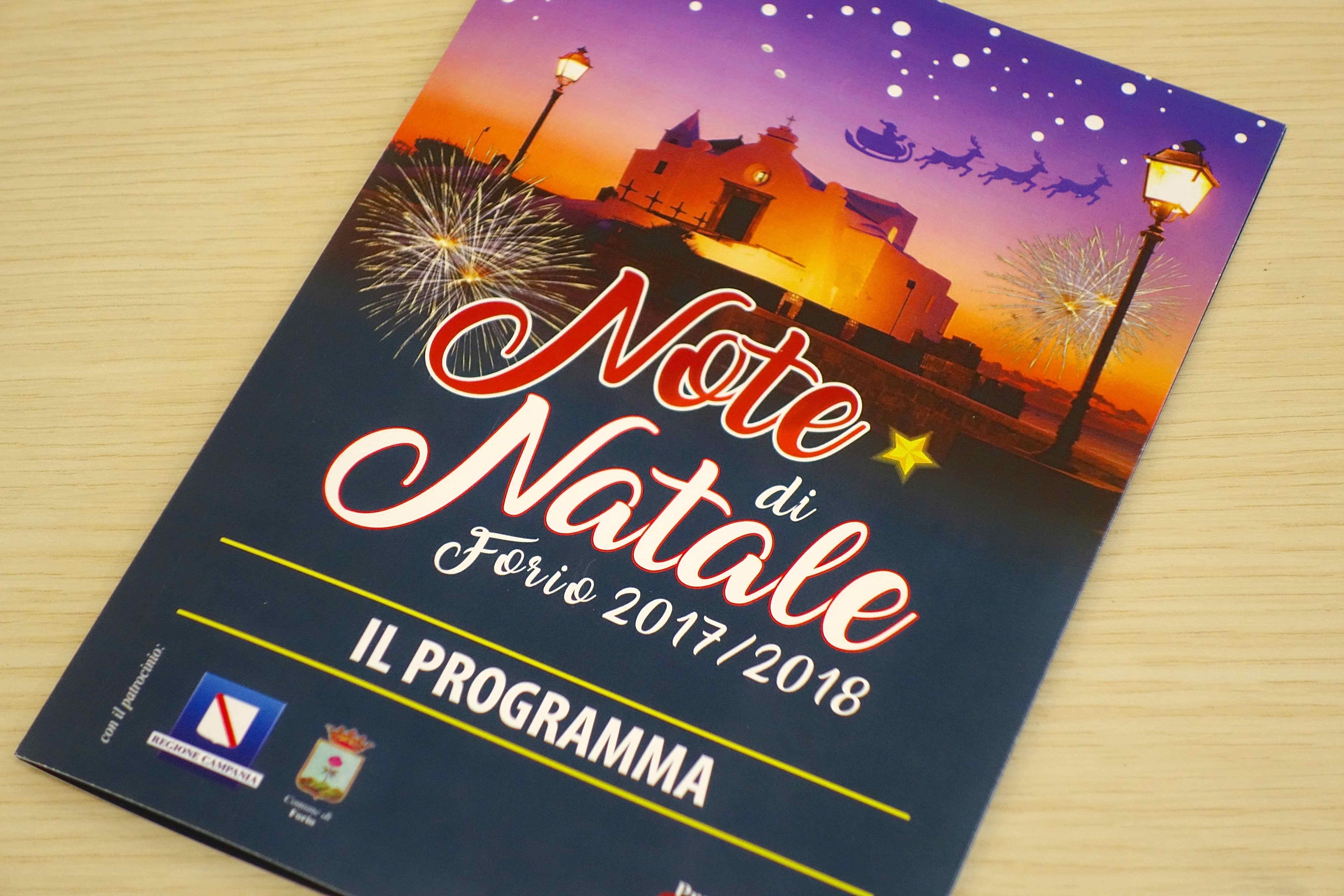 Photo of 'Note di Natale' a Forio, il programma delle feste