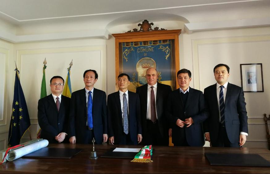 Una delegazione cinese ospite a Ischia, l'isola sogna una nuova frontiera del turismo