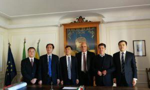 Ischia guarda alla Cina, a breve un gemellaggio e non solo