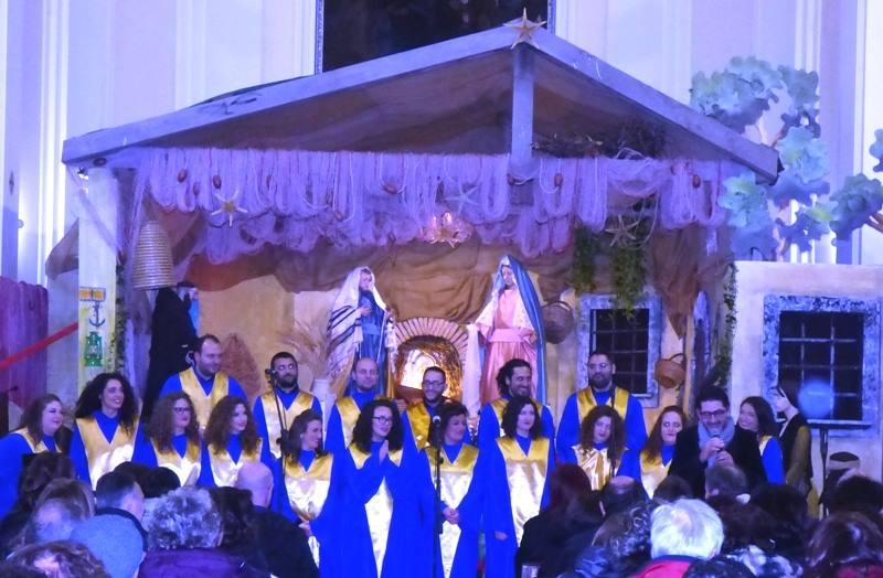 Photo of Nella Chiesa di Sant'Antonio l'esibizione del Gruppo Gospel Voices Choir