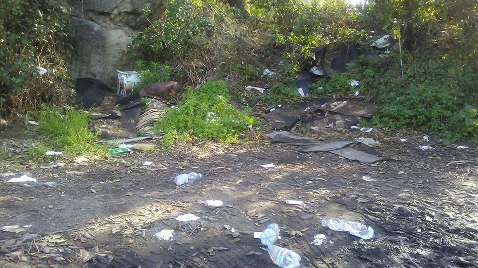 Photo of Bosco di Zaro, di male in peggio: panorama indegno