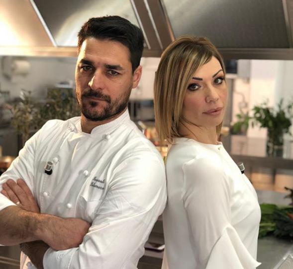 Photo of Pasquale Palamaro protagonista in cucina su La7 con il suo aculei di mare