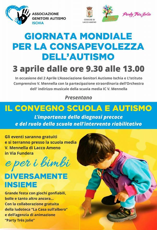 Photo of Scuola e autismo, l'importanza della diagnosi precoce, il convegno il 3 aprile