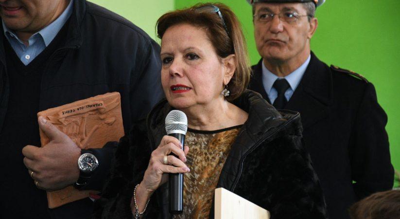 Riapertura De Gasperi, la preside Allocca «Grande emozione, la scuola statale di Casamicciola ricomincia qui a Perrone»