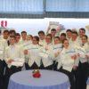 """<span class=""""entry-title-primary"""">Fancy Cocktail Competition, all'IPS 'V. Telese' sfida all'ultimo drink</span> <span class=""""entry-subtitle"""">Vittoria in rosa per Alessya Lia con il cocktail """"El Sueño Tropical"""", sul podio anche Giovanni Filosa e Cesare Capuano</span>"""