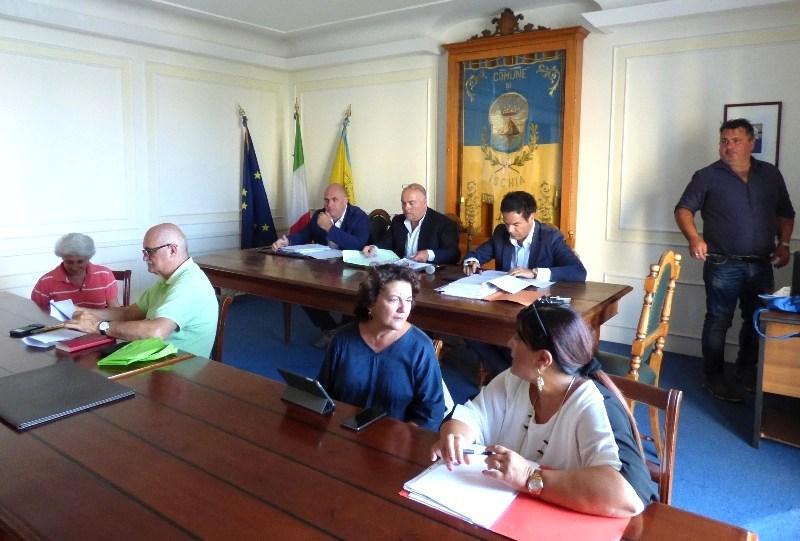 Ischia,nomine e deleghe per quattro assessori della giunta politica