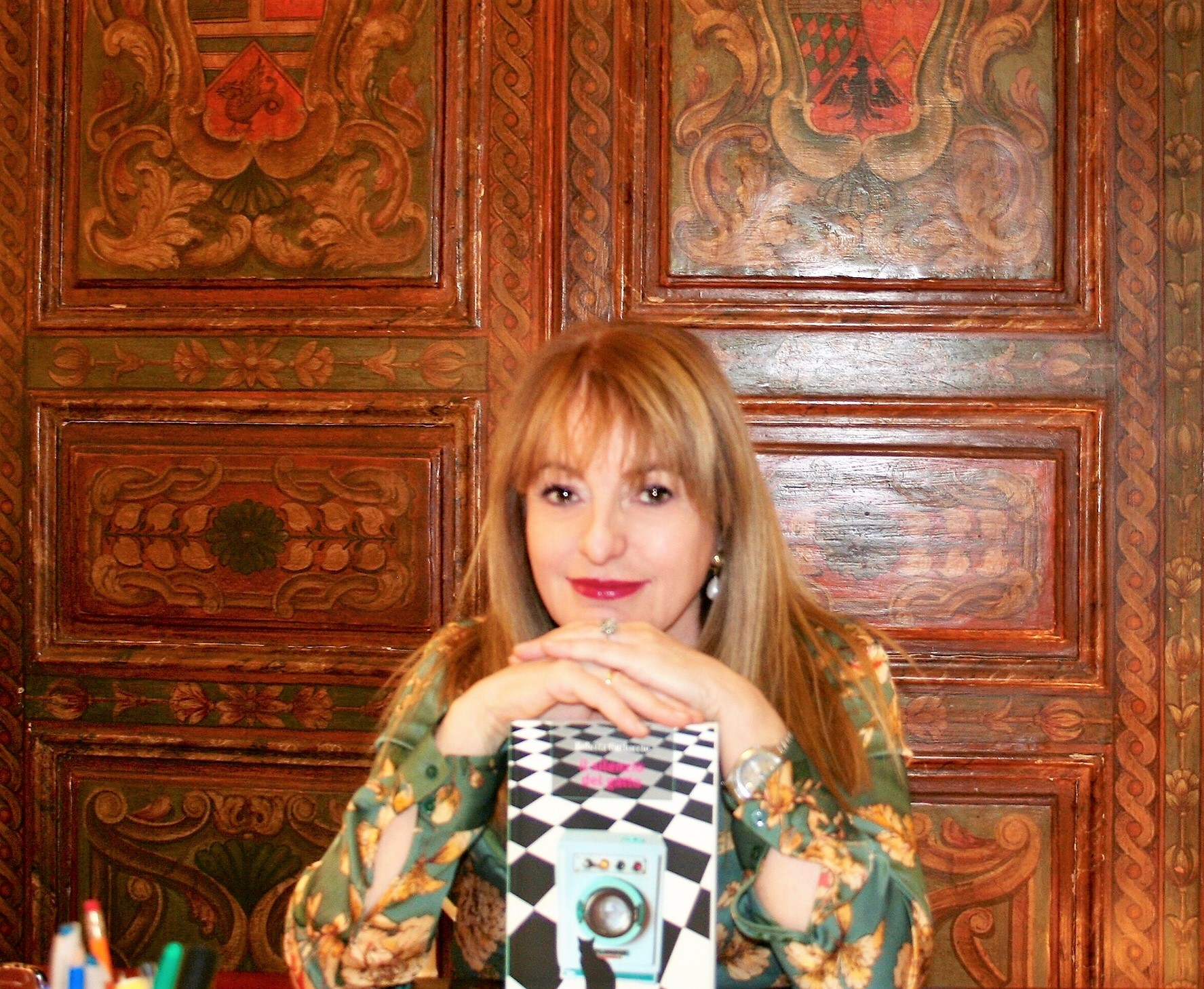 """Photo of """"Il Silenzio del Gatto"""" raccontato dalla sua autrice Roberta Garbaccio"""