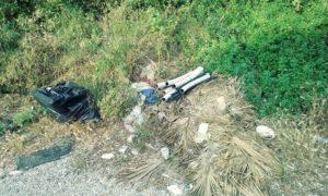 Zaro affoga tra i rifiuti: «Potrebbe essere una riserva naturale, e invece…»