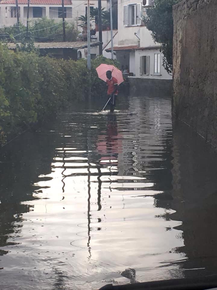 Photo of Piove, via Funno a Forio diventa una piscina