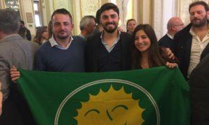 Marco Gaudini candidato alla carica di portavoce nazionale dei Verdi