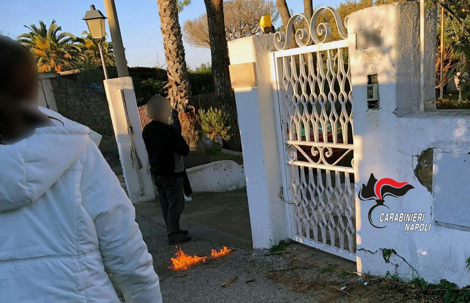 Benzina contro i carabinieri, Manuel Monaco arrestato per tentato omicidio