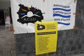 ACUII in tour, il Comune Unico sbarca nelle piazze: si parte da Lacco Ameno