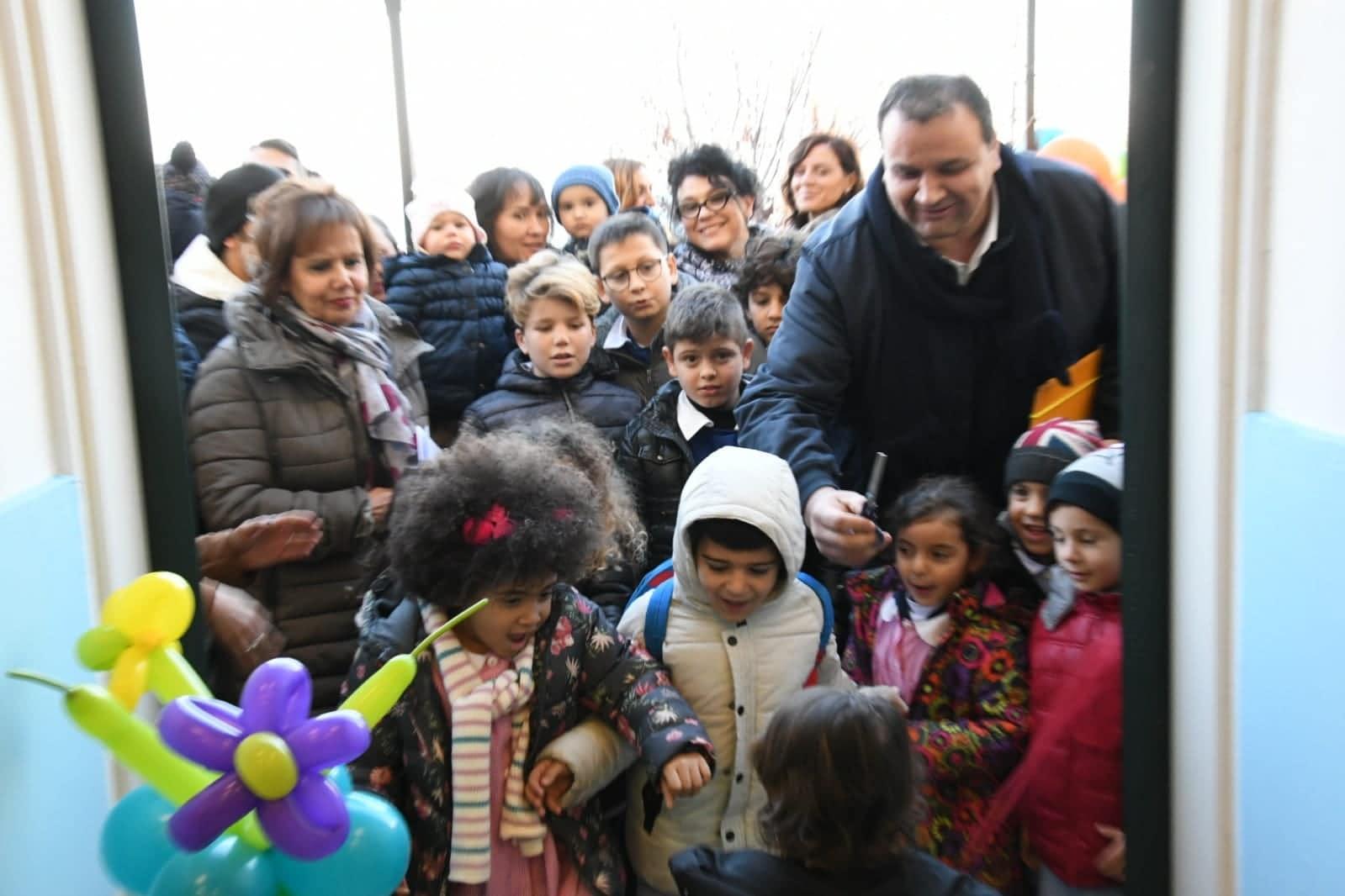 Photo of Casamicciola, si inaugura la Sezione Primavera per dieci bambini della prima infanzia