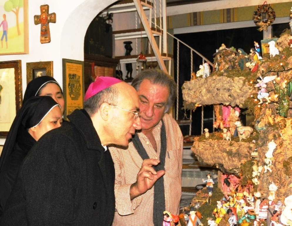 """Photo of """"LA FESTA DEL BAMBINO"""" IN CASA LUBRANO DI QUESTA SERA"""