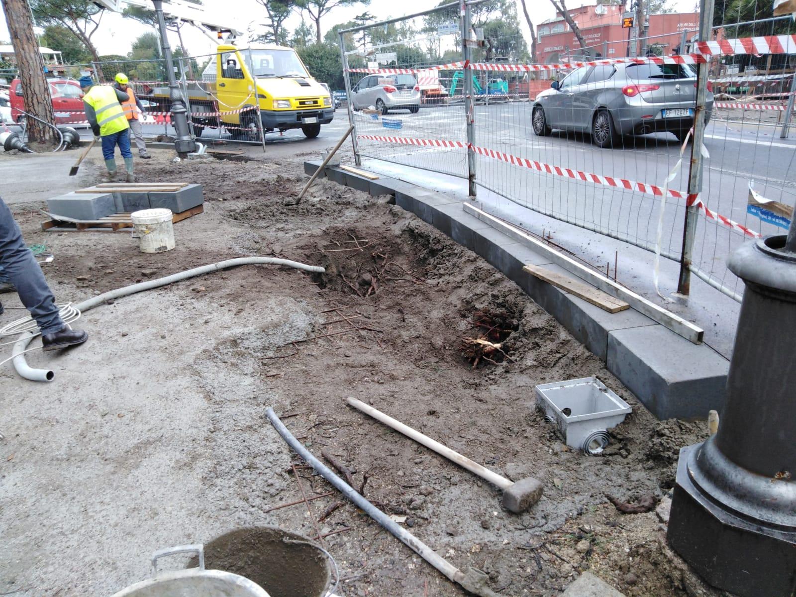 Photo of Piazza degli Eroi, ripartono i lavori