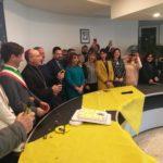 Il Vescovo in municipio a Barano: «Una comunità che ha tanto da esprimere»