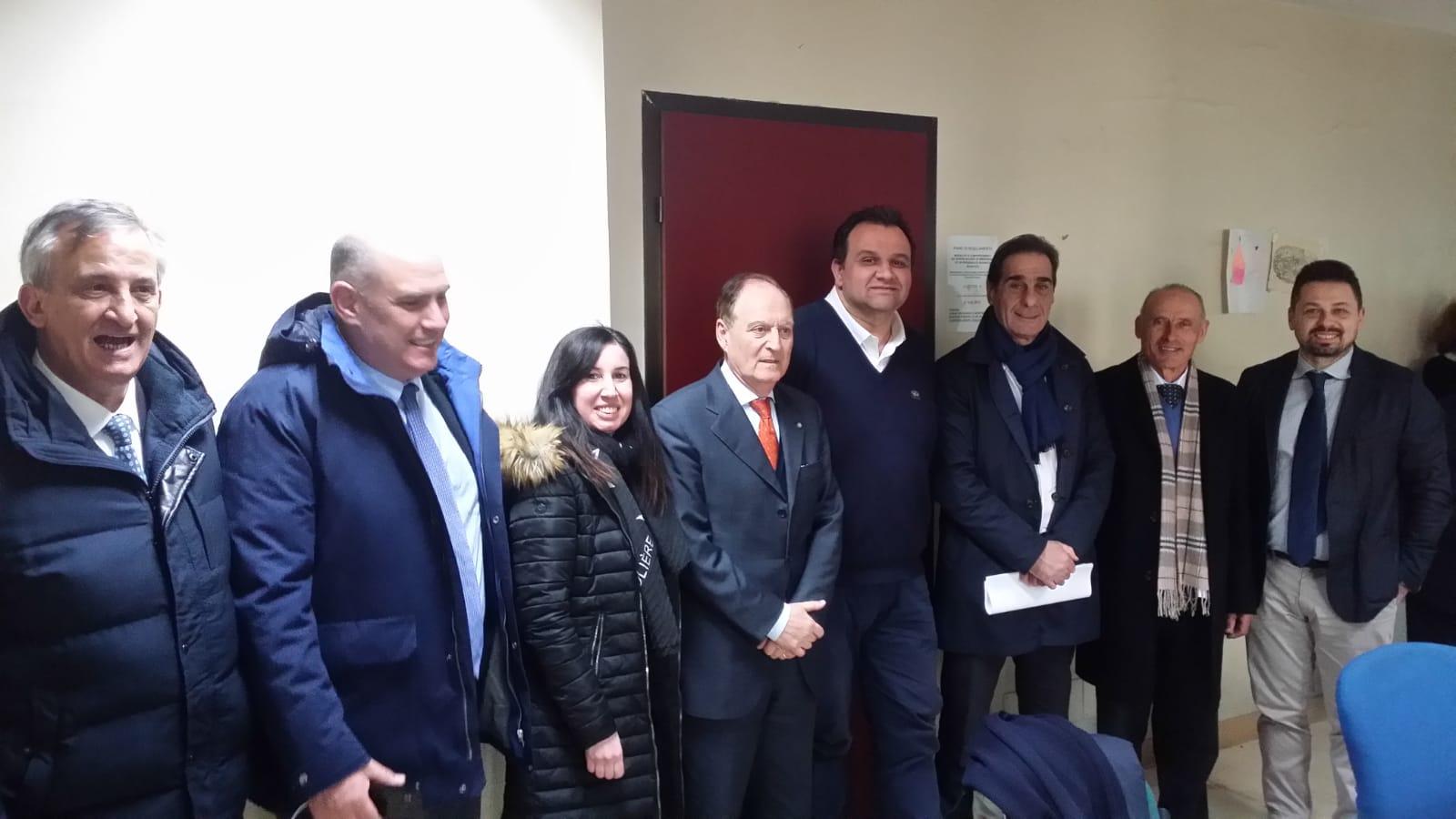 Aiuti alle imprese, a Napoli l'incontro tra i sindaci e Schilardi