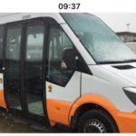 Eav, due nuovi bus Sprinter a Procida