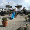 Area giochi a Piazza San Rocco a Barano, un fiore all'occhiello