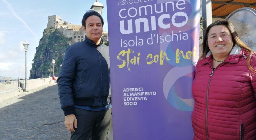 Crescono le adesioni a Ischia per il comune unico e l'unione dei servizi