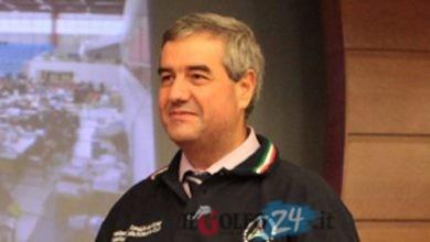 "Photo of Angelo Borrelli ""riabbraccia"" Casamicciola"