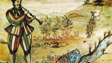 """Photo of La storia di """"Barbone"""", il pifferaio che scendeva dal Cretaio"""