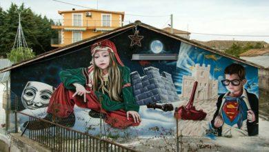 Photo of Ischia Street Art, arriva la prima opera shock di STRA