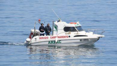 Photo of Mare, l'Arpac in azione nelle acque di Casamicciola